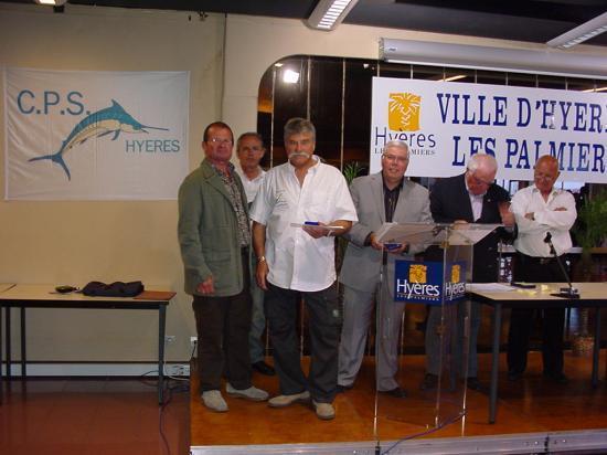 J. CHAMPOLEON / Raymond REY TC Grande Bouche / G. PERODDI